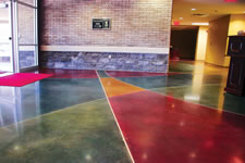 polished concrete shine flooring wisconsin